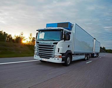 Christian Kopf GmbH, Transportunternehmen