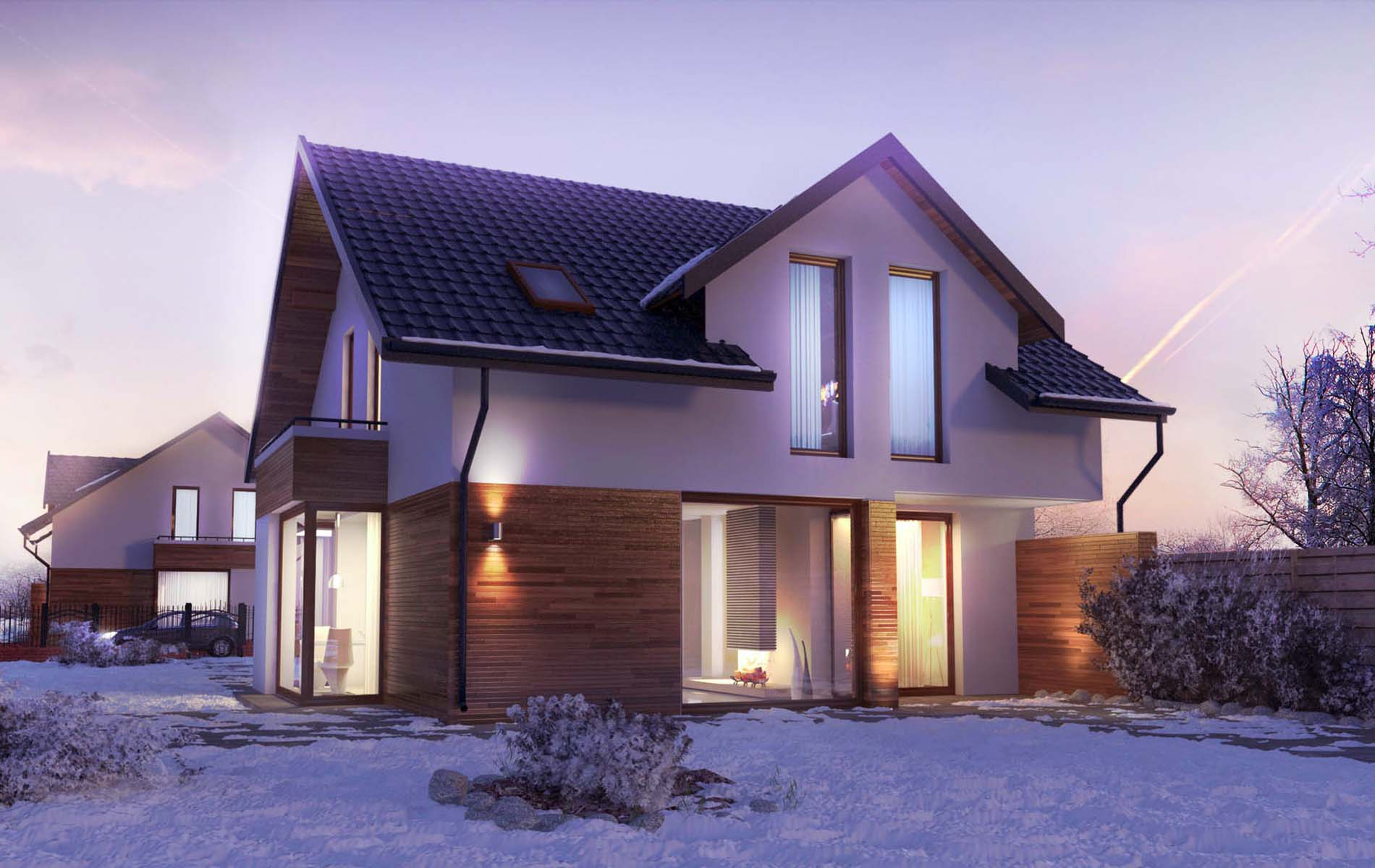 Pfneiszl bau gmbh holzbau massivbau einfamilienhaus for Planung einfamilienhaus
