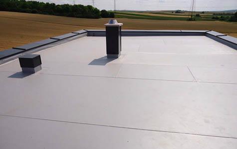 A.B. Dach Spengler Deck-Systeme Schwarzdecker, Flachdach