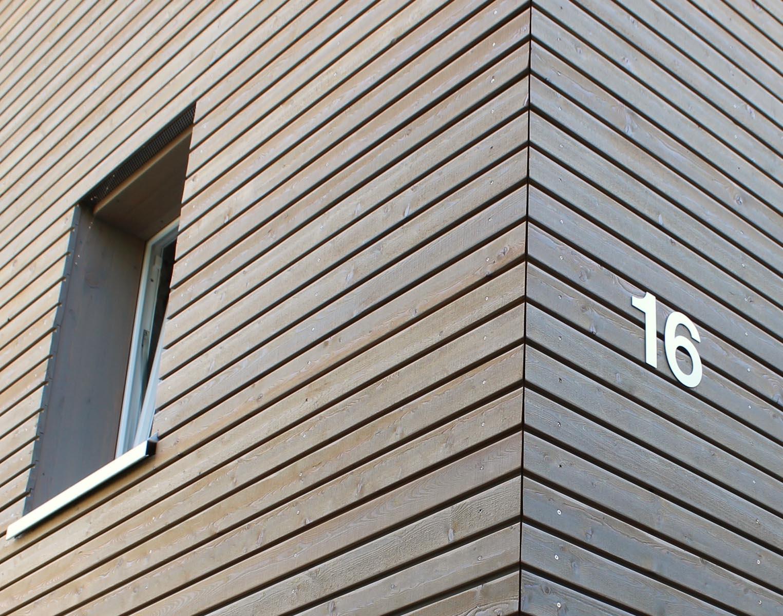 Bezaubernd Fassade Mit Blech Verkleiden Galerie Von Preis, Holz-fassade (ca. 140m²) , Ca. 140m²