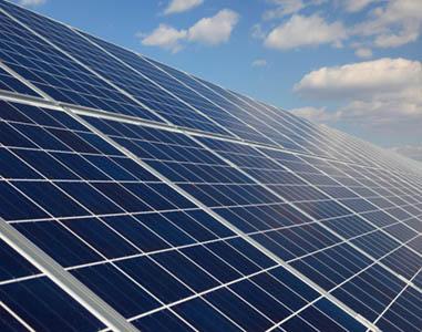 PORR Bau GmbH, Solaranlagen Ausführung