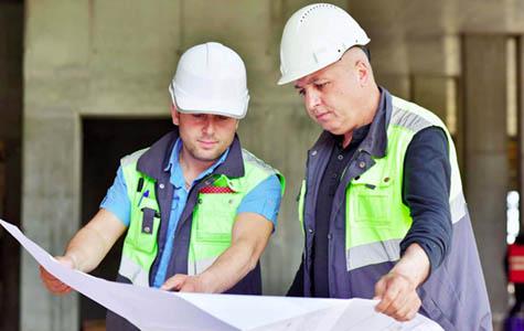 Gebrüder Vonbank Gesellschaft m.b.H., Bauaufsicht