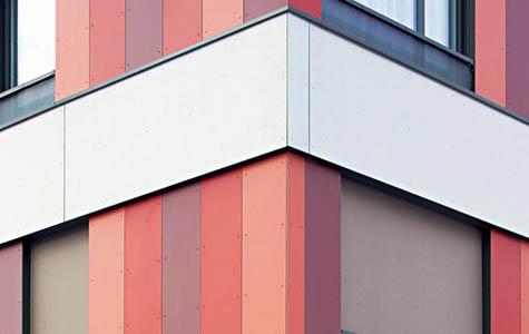 Fassaden Reicher GmbH, Hinterlüftete Fassaden