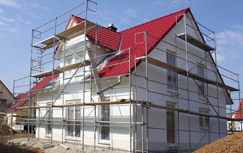 Waltsch GmbH, Haus bauen