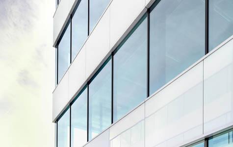 Glaserei INVERO KG, Glasfassaden