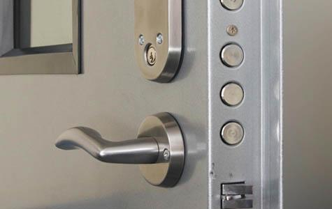 Tischlerei-Meisterbetrieb Schauer OG, Sicherheitstüren