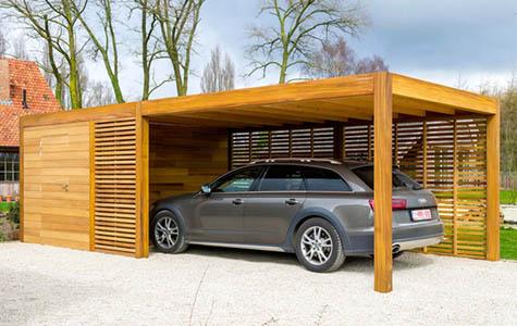 Zenit Rustanpasic, Terrassenüberdachung Holz, Carport Holz