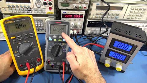 M. Gruber Elektrotechnik GmbH, Elektrische Anlagenüberprüfung