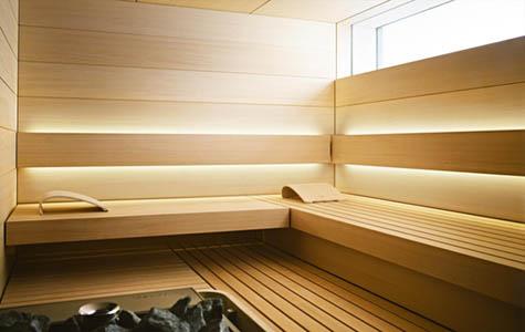 M-Studio Reiter e.U., Saunabau
