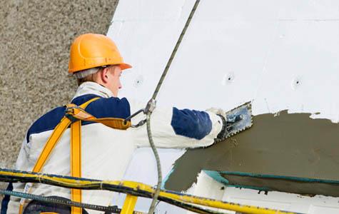 Tscharnuter Bau GmbH, Fassaden