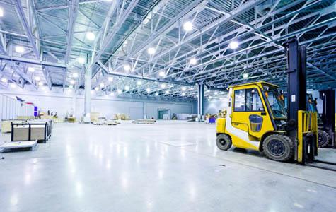 PORR Bau GmbH, Industrieboden