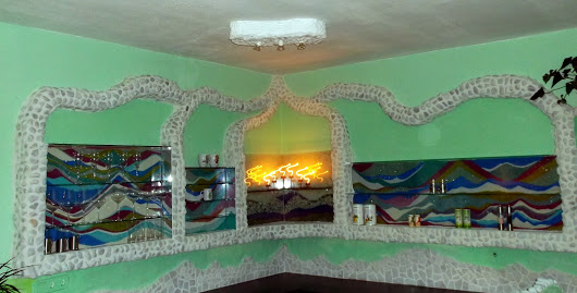 Küche Rustik Wolkenweiss - kuechen