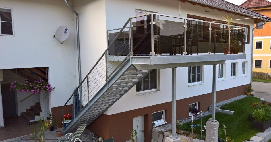 Best Balkon Aus Metall Images