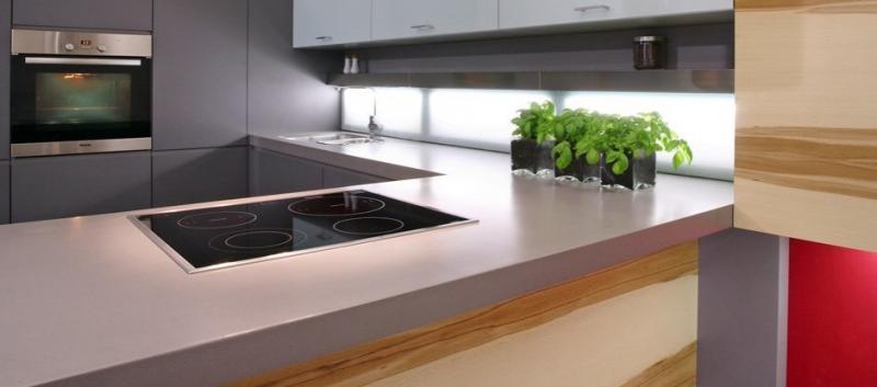 Die Wahl der Küchenplatte