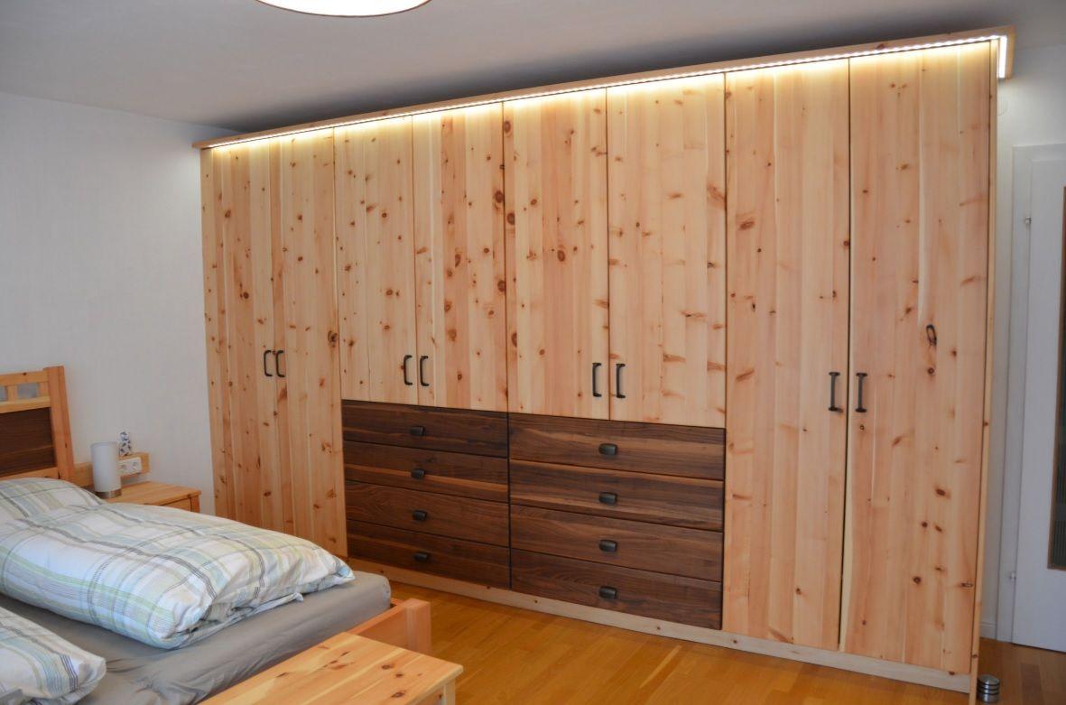 Zirbenholz-Schlafzimmer, Braunau am Inn - Johann Schlenkhofer