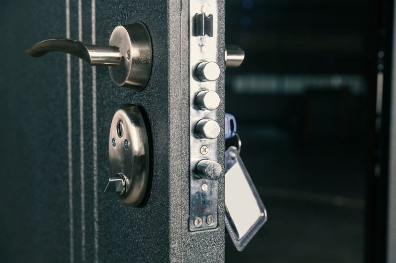 Sicherheitstüren – Einbruchschutz für Haus und Wohnung