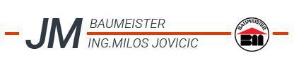 Baumeister Ing. Milos Jovicic