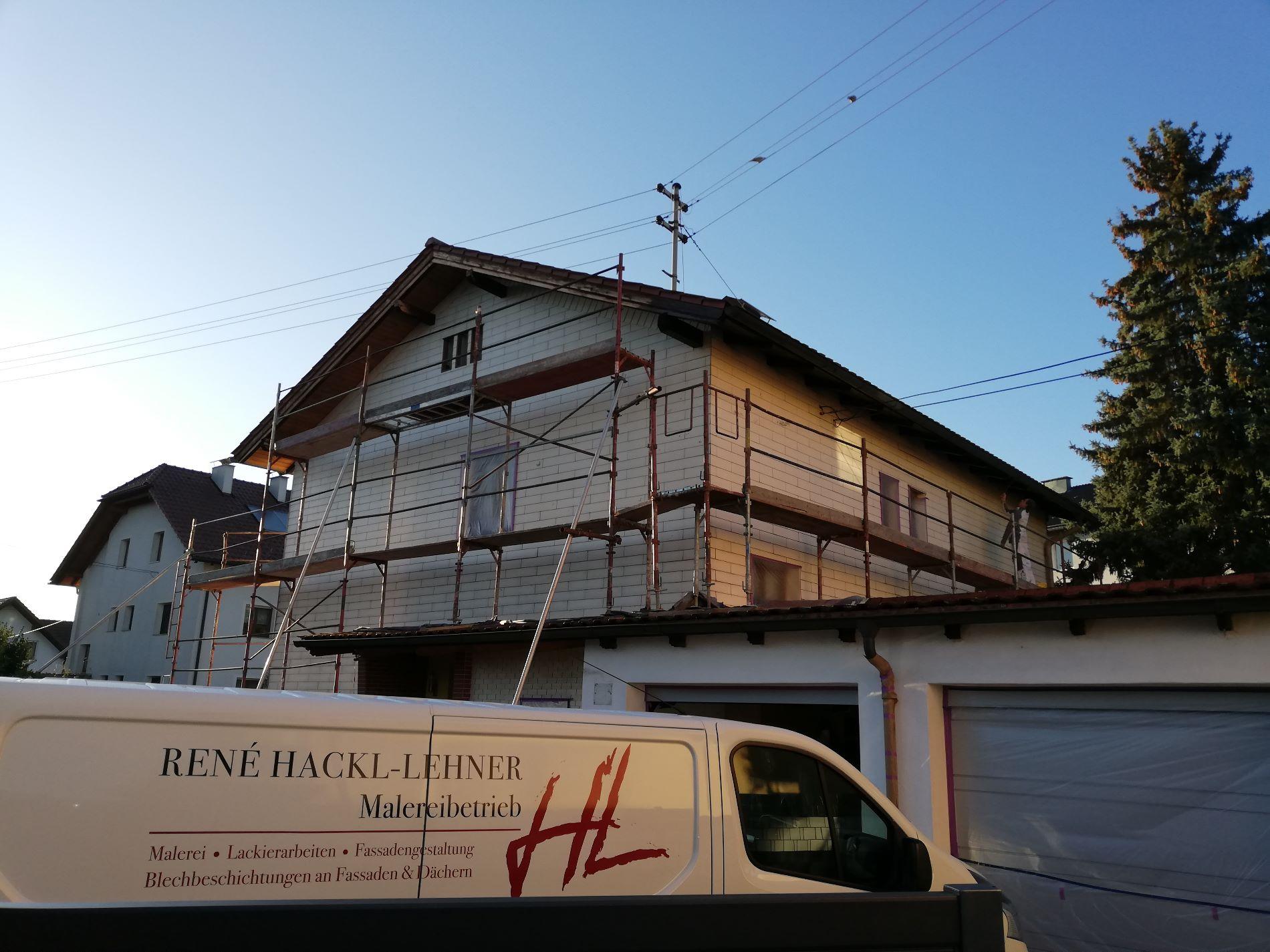 Fassadensanierung Gallneukirchen