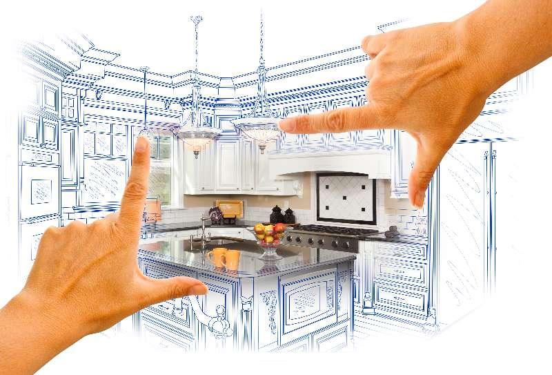 Küchenrenovierung und Küchengestaltung