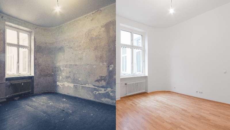Renovierung und Sanierung – Schadensbehebung, Wohnkomfortsteigerung und Betriebskostensenkung