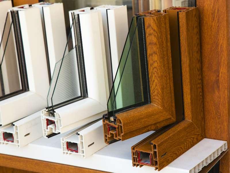 Fensterarten nach Material