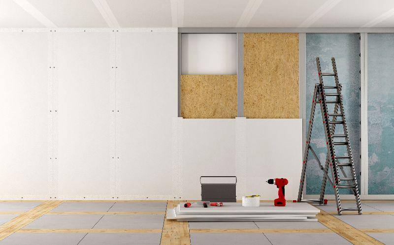 Brandschutzwand, Schallschutzwand – die Trockenbauwand und ihre schützenden Eigenschaften