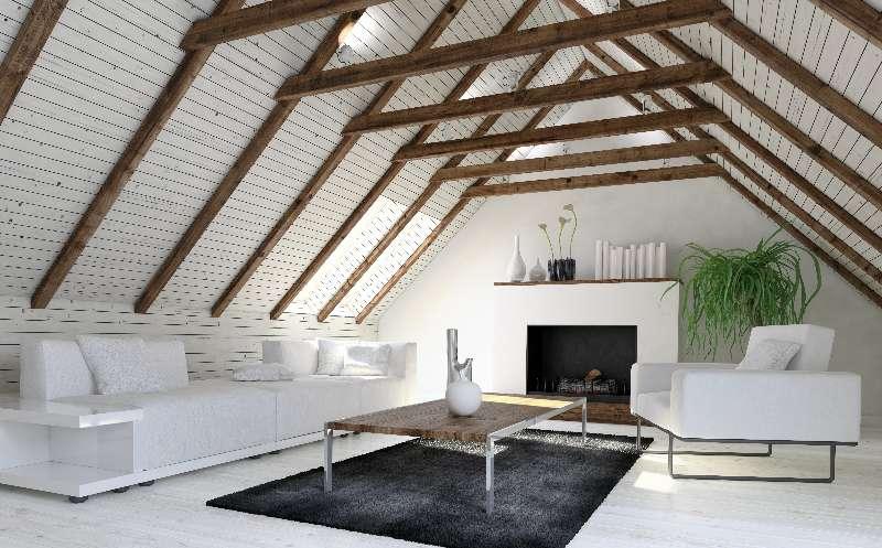Dachbodenausbau – kostengünstig neue Wohnflächen schaffen