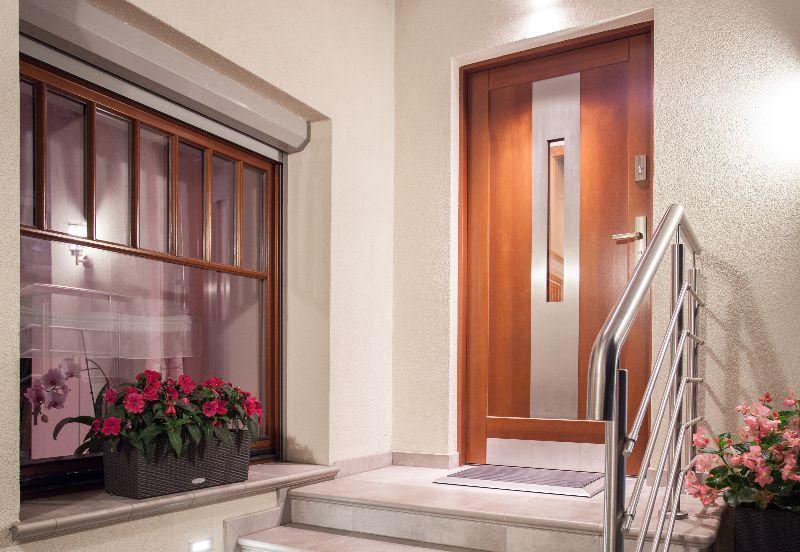 Einbruchhemmende Fenster und Türen
