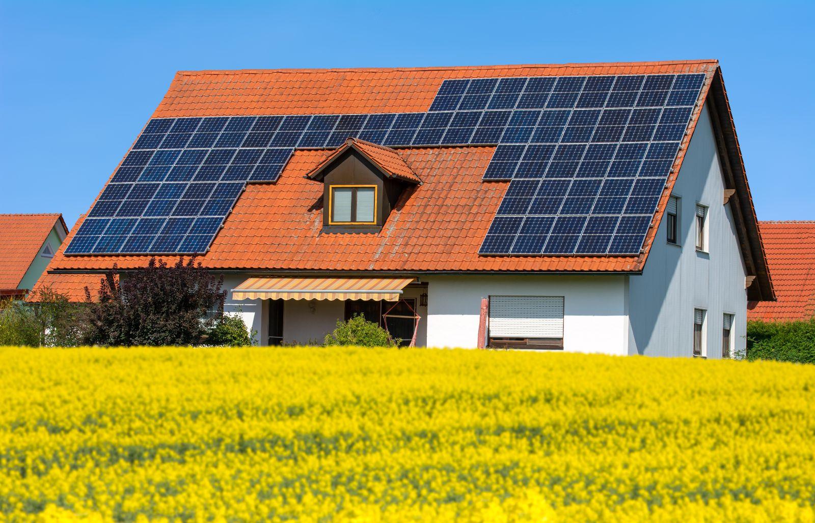 Photovoltaikanlage und Solarzellen