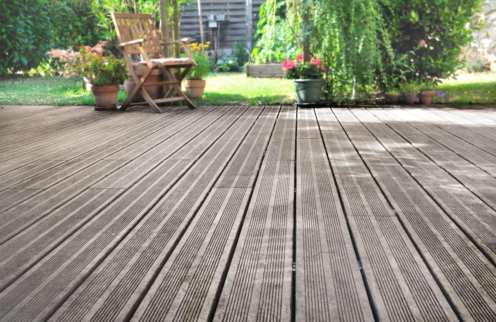 Terrassenbau: Planung und Gestaltung einer Holzterrasse