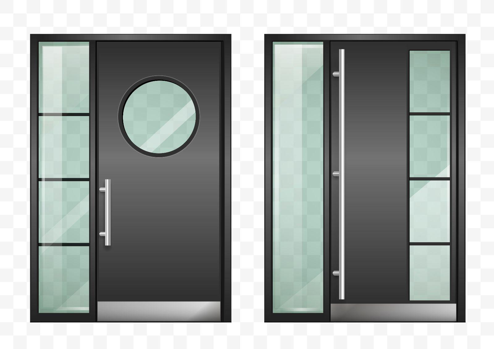 ALU Haustür – moderne Tür mit vielen Vorteilen