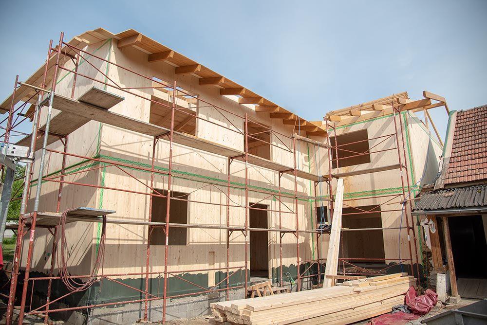Welche Vorteile bietet ein Massivholzhaus?