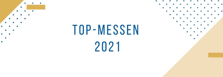 Top-Messen von 2021