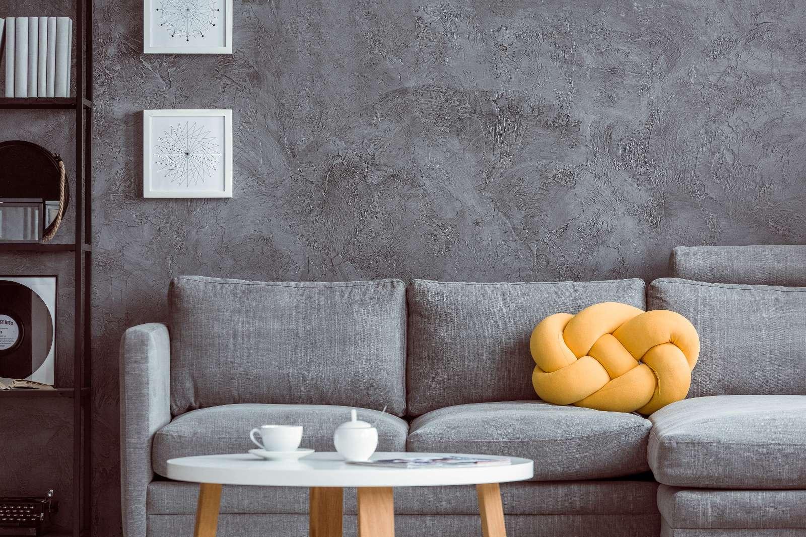 Die Wischtechnik als Methode der Wandgestaltung