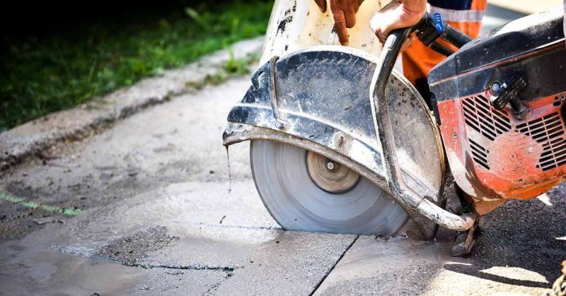 Beton schneiden: welche Werkzeuge kommen zum Einsatz?