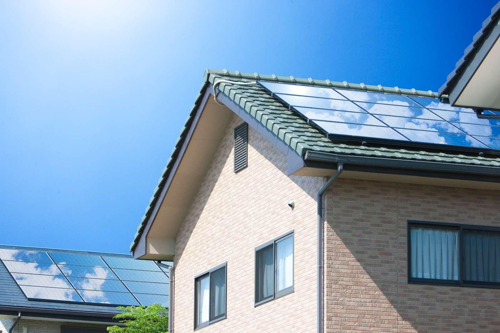 Photovoltaikanlage für zuhause
