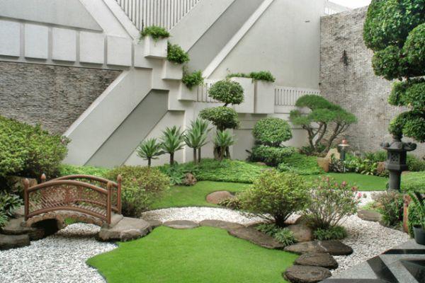 Gartengestaltung, Gartenideen für die Umgebung Ihres Hauses