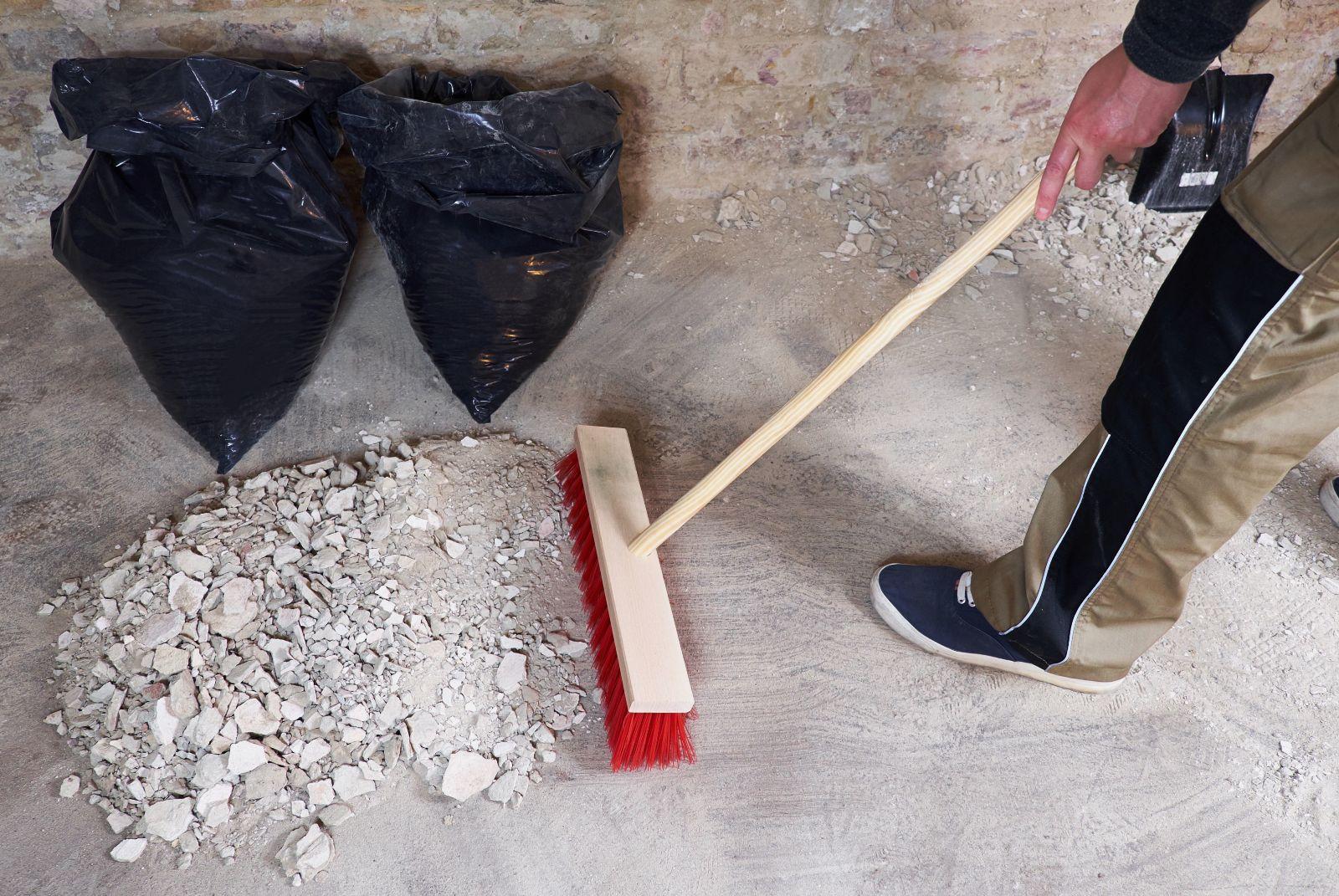 Baureinigung: Baugrobreinigung, Bauendreinigung und Baufeinreinigung