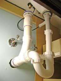 Die Kanalisation für das Haus