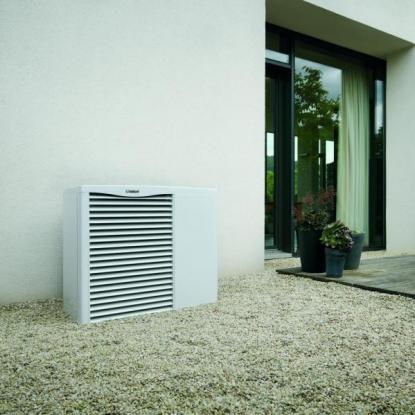 Wärmepumpen für Wohnungen