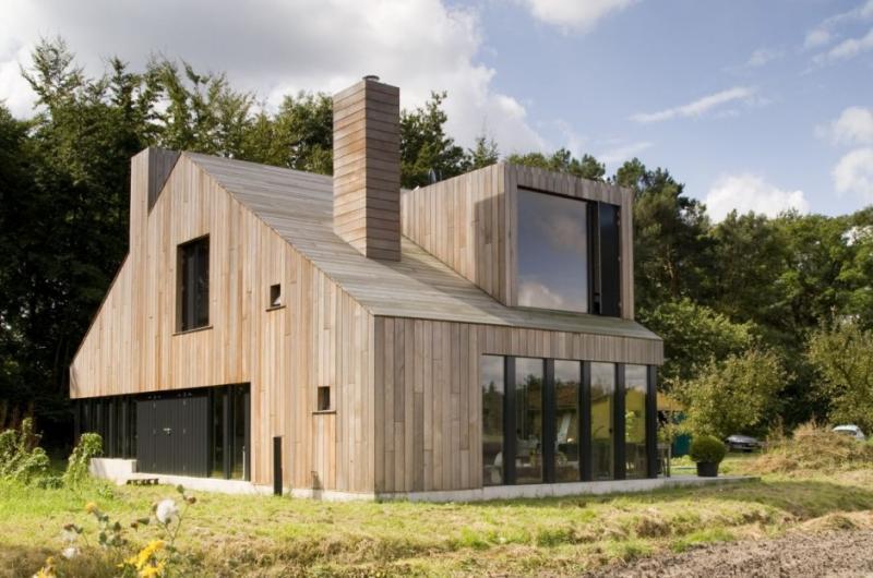 Die Arten der Holzkonstruktionen