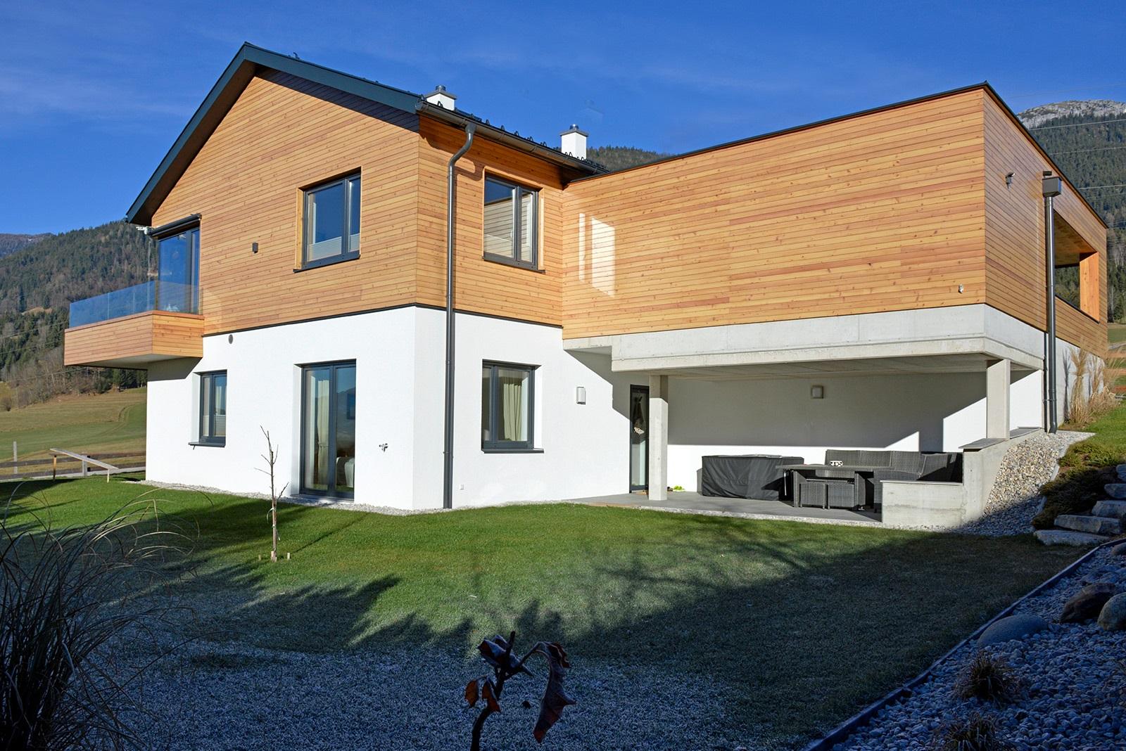Oppeneiger Holzbau GmbH: Altholz, Massivholzhaus, Carport, Balkone ...